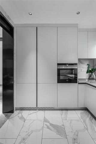现代简约别墅装修橱柜设计