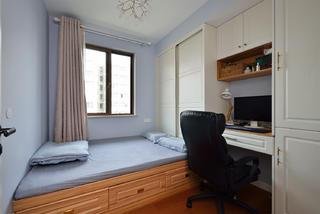 80平两居室榻榻米房装修效果图