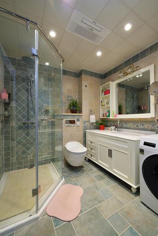 美式风格二居室卫生间国国内清清草原免费视频