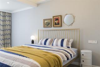 130平米四居卧室装修效果图