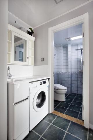 北欧二居室卫生间装修效果图