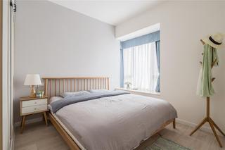 北歐風三居臥室裝修效果圖