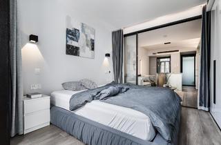 50㎡小户型卧室装修效果图