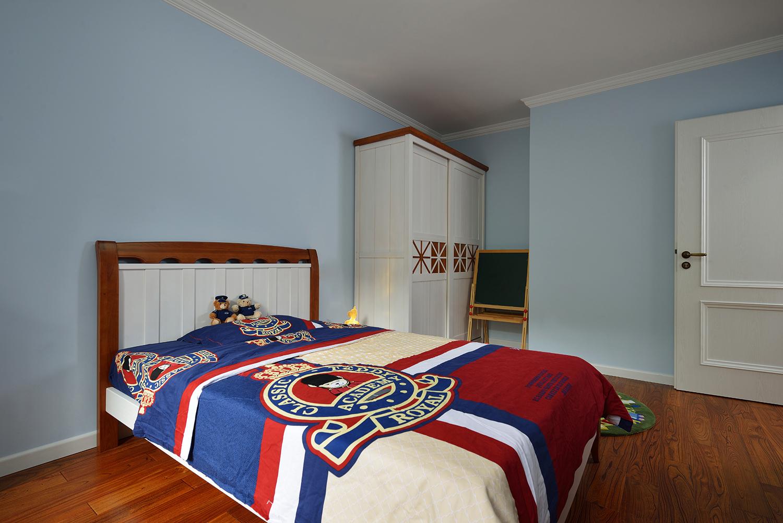 美式二居儿童房装修效果图