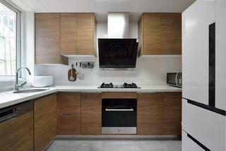 146平米三居室厨房每日首存送20