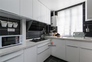 三居室北欧风厨房每日首存送20