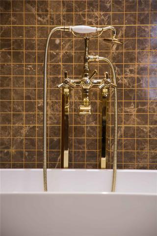 170㎡法式风格装修卫生间细节图