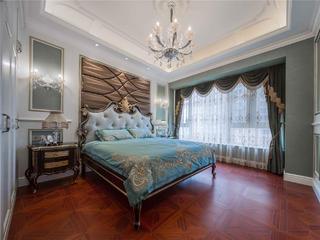 170㎡法式风格卧室装修效果图