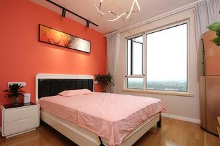55㎡小户型卧室装修效果图
