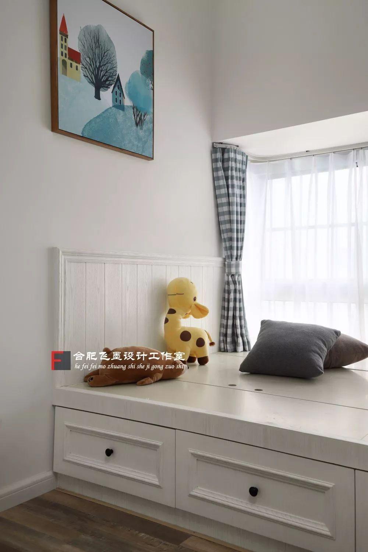 85平米两居室榻榻米装修效果图