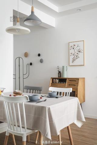 北欧风两居室餐厅每日首存送20