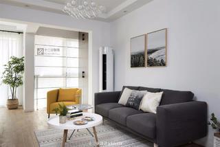 北欧风两居室客厅每日首存送20