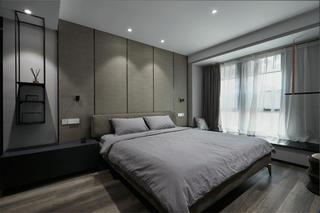 简约现代三居卧室装修效果图