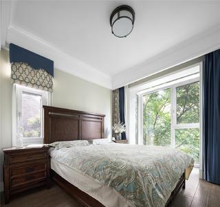 美式风别墅卧室装修效果图