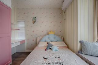 70㎡北欧波普风儿童房装修效果图