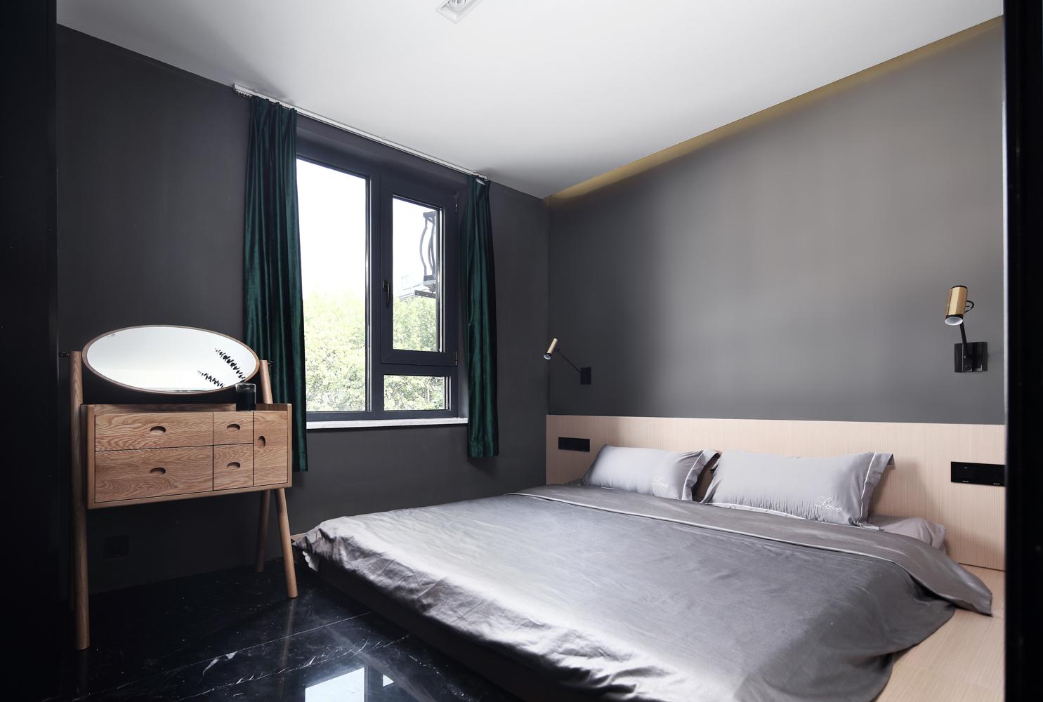 66平米小户型卧室装修效果图