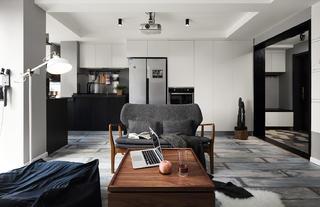 50㎡小户型装修客厅沙发设计
