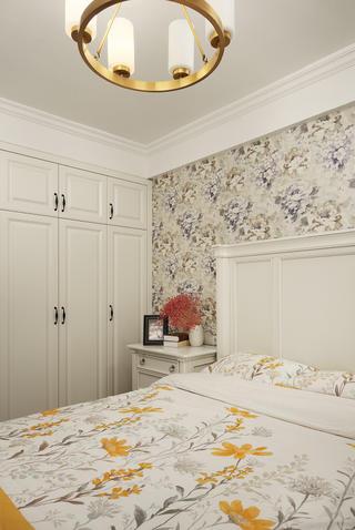 126㎡美式风格卧室装修效果图