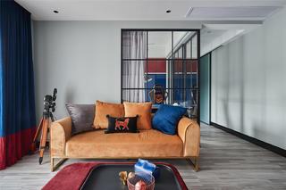 89㎡二居室装修沙发设计图