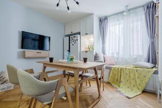 北欧风格二居室餐厅装修效果图