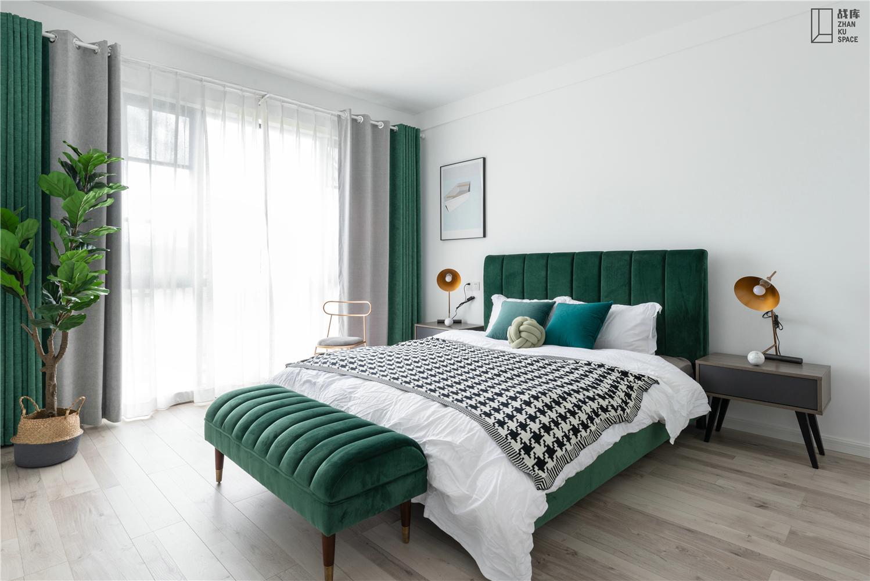 北欧风格别墅卧室每日首存送20