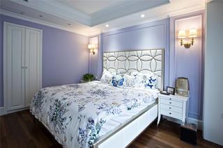 大户型美式风卧室装修效果图