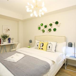 二居室公寓装修效果图
