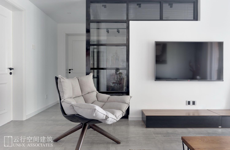 108平三居室电视背景墙装修效果图