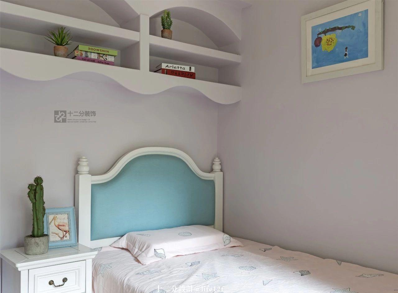 法式乡村风格儿童房装修效果图