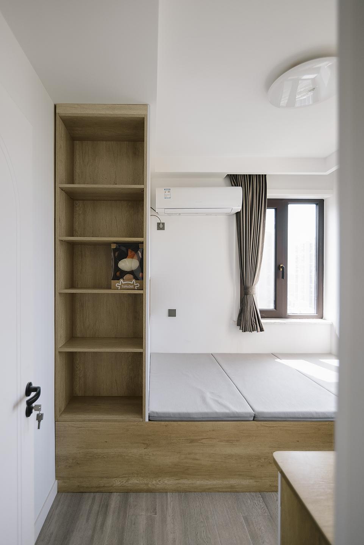 105平米三居室榻榻米装修效果图