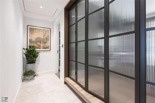 大户型现代混搭风格走廊装修效果图