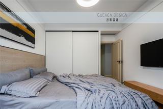 现代简约两居卧室装修注册送300元现金老虎机图