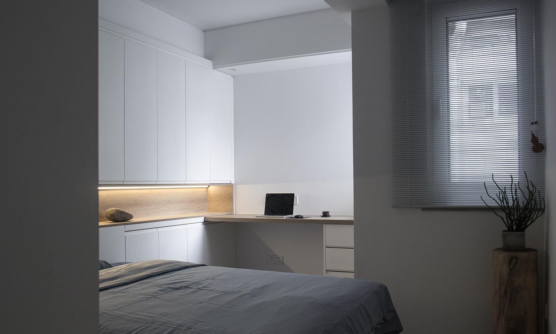 59平米小户型卧室装修效果图