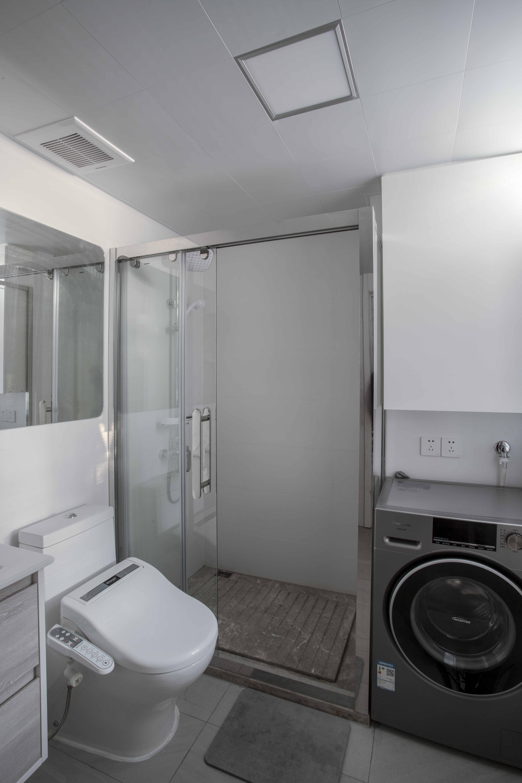 59平米小户型卫生间装修效果图