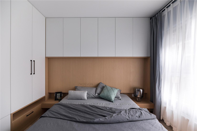 现代风格四房卧室装修效果图