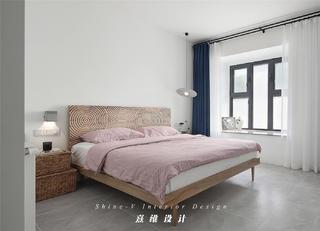 123平米两居卧室装修效果图