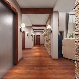 美式风格别墅过道装修效果图