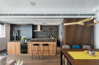 158㎡现代风格厨房装修效果图