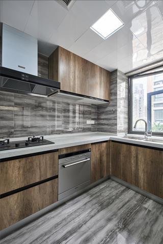 165平新中式風格廚房裝修效果圖
