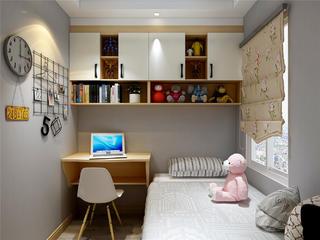 北欧风二居室儿童房装修效果图