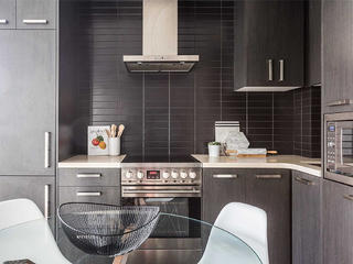 92㎡两居室厨房装修效果图