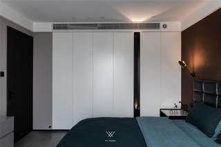 135㎡现代三居室装修衣柜设计图