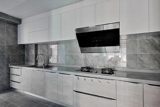 轻奢风四居室厨房装修效果图