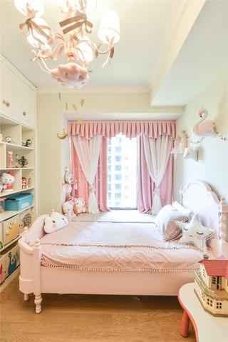 160㎡法式风格儿童房装修效果图