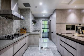 现代风二居厨房装修效果图