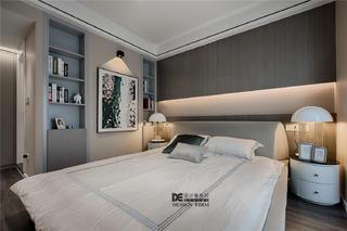 现代风二居卧室每日首存送20