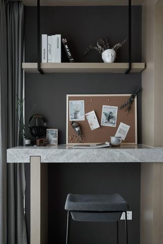 现代风格三居室装修吧台设计