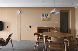 日式风格三居室餐厅每日首存送20