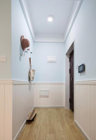 90平米三居玄关装修效果图