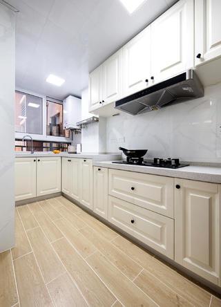 90平米三居厨房装修效果图